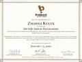 SQL Server Certificate